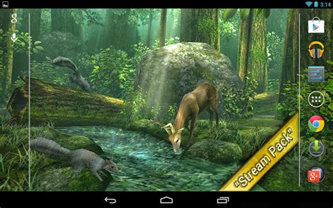 Forest Hd Live Wallpaper Free Download  Pro Apk Free