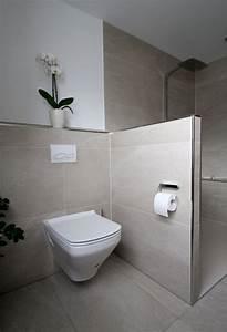 Toilette Mit Dusche : bildergebnis f r trennwand dusche wc deko badezimmerideen badezimmer und dusche fliesen ~ Watch28wear.com Haus und Dekorationen