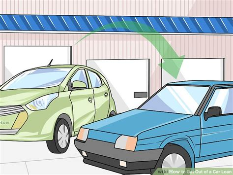 The Best Way To Get Out Of A Car Loan