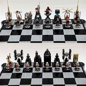 Lego Star Wars Chess set. Awesome   Giggles   Pinterest