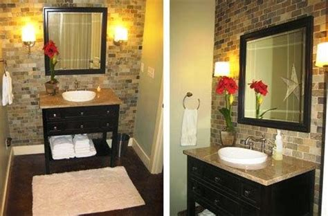 guest bathroom decorating ideas guest bath ideas 2017 grasscloth wallpaper