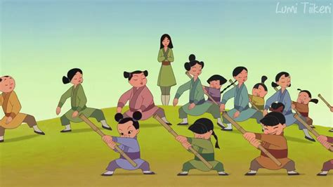 Mulan 2 Lesson Number One Armenian Hd Youtube
