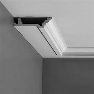 Corniche Plafond Platre : corniche moulure d corative plafond luxxus orac decor c305 ~ Edinachiropracticcenter.com Idées de Décoration