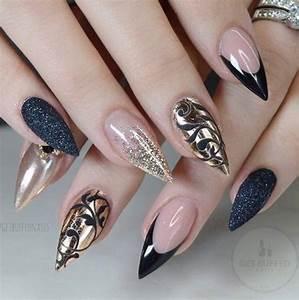 55 chrome nail ideas and design
