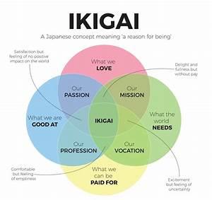 Image Result For Ikigai Diagram