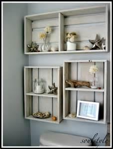 ideas for bathroom shelves 17 diy space saving bathroom shelves and storage ideas