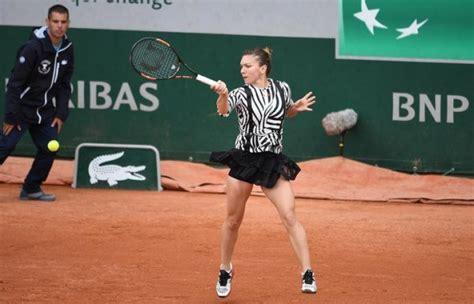 Așa se răspunde! Simona Halep - Johanna Konta 6-1, 6-3