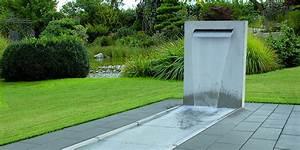 Jeux D Eau Jardin : jeux d 39 eau et fontaines bassin design jardins bassin ~ Melissatoandfro.com Idées de Décoration