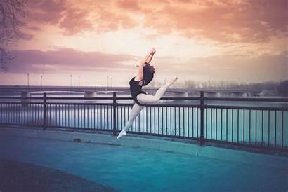 Ballet Ballerina Wallpapers Dance Laptop Shoes Chill