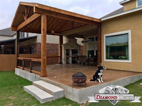 Patio Deck by San Antonio Deck Builder Patio Supplier In Tx