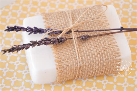 homemade lavender soap  idea room