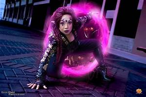 Blink from X-Men: Days of Future Past Cosplay http ...