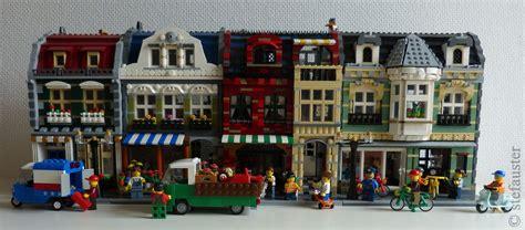 Moderne Lego Häuser by Re Meine Neuen Modularen H 228 User Lego Bei 1000steine De