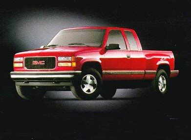 books about how cars work 1998 gmc 2500 regenerative braking 1998 gmc 2500 hd club coupe pricing ratings expert review kelley blue book