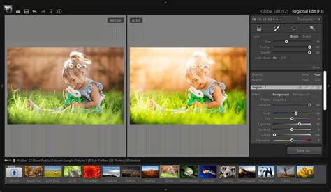 تحميل برنامج تحرير وتحسين الصور PT Photo Editor