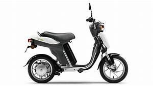 Ec-03  Sepeda Motor Listrik Yamaha Ini Dibanderol Rp 40 Juta Power 1 87 Hp