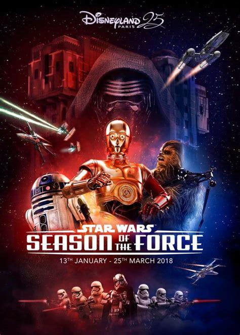 Season of the Force, la saison Star Wars à Disneyland ...