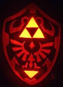 Bowser Pumpkin Stencil by The Legend Of Zelda Pumpkin Carving Collection Robert