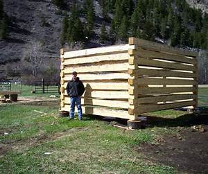 How to Build a Log Cabin With Dovetail Notches: 7 Steps