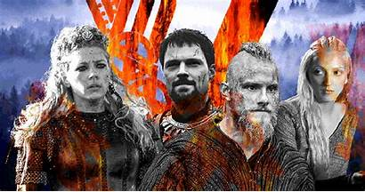 Vikings Netflix Series Spin Everything Know Far