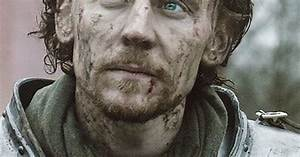 dirty, bloody, and beat up tom hiddleston in leather and ...