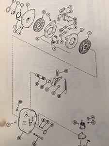 Case 450 Dozer Brakes