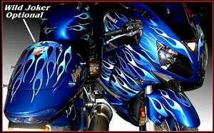 Flames Decals For Motorcycle images