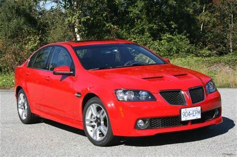 2009 Pontiac G8 V6