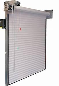 S77 Industrial Insulated Roller Door