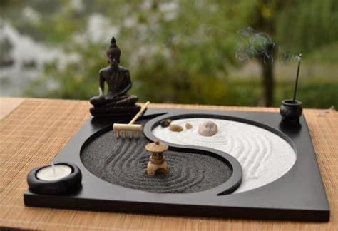 zen garden table desk
