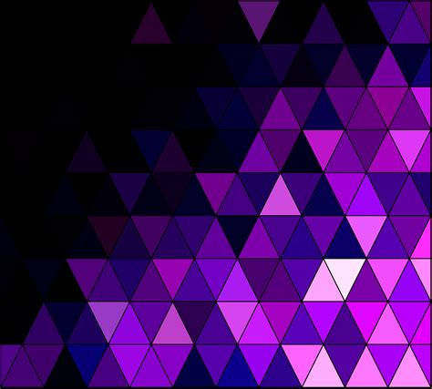 purple square grid mosaic background creative design