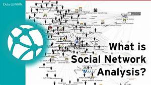 What Is Social Network Analysis