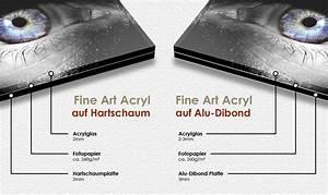 Alu Dibond Oder Acrylglas : fineartprint die qualit t macht den unterschie ~ Orissabook.com Haus und Dekorationen