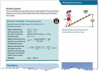 Science Numeracy Examples Twenty Century Guide Worked