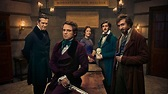 Quacks: BBC Two Orders Victorian Medical Comedy Series ...