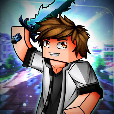 My Best Icebladehd Minecraft Profile Commission By