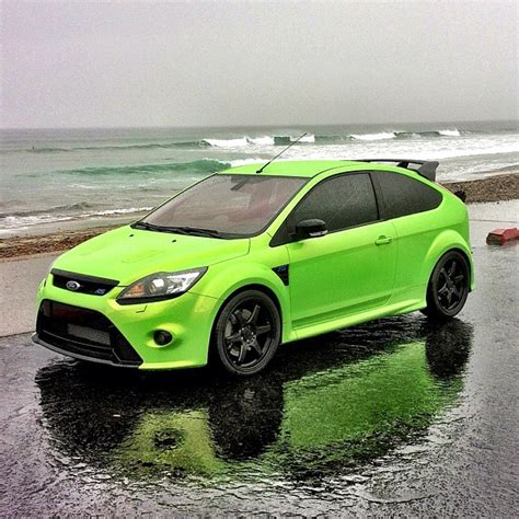 ford focus st green amazing photo gallery