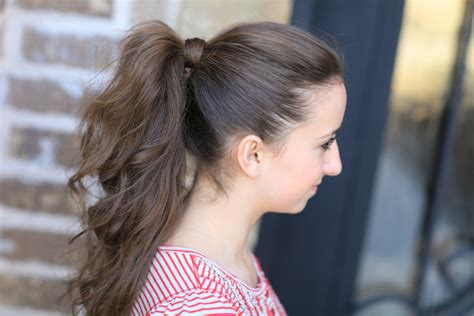 perfect ponytail hairstyle tips whats news