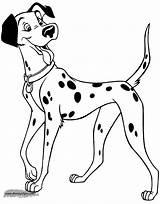 Coloring Pages Dog 101 Dalmatians Dalmatian Pongo Dogs Hound Afghan Dalmatiner Musical Disney Main Disneyclips Malvorlagen Zeichnen Printable Fuer Geburtstagsfeier sketch template