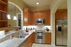 pictures of kitchens traditional light wood kitchen With kitchen colors with white cabinets with the north face stickers