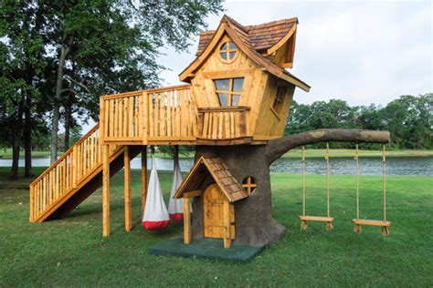 7 Playhouses That Make You Wish You