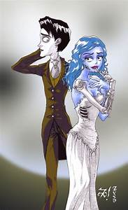 Victor and Emily by affynity on DeviantArt