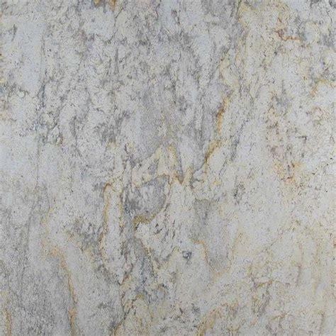 Stone Backsplash Ideas For Kitchen - aspen white granite for a timeless kitchen design