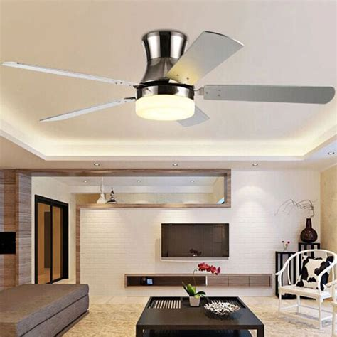 living room fans with lights modern ceiling fan crystal for living room bed room