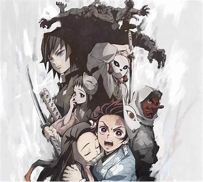 Slayer Demon Wallpapers Anime Characters Nezuko Computer