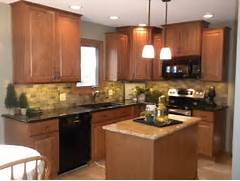 Kitchen Colors With Oak Cabinets And Black Countertops Wallpaper Gallery Of Oak Cabinets With Granite Countertops Home Improvements Refference Granite Countertop Colors Oak Cabinets Pole Barn Near Lake Norfork Oak Cabinets Shops And Stainless Steel