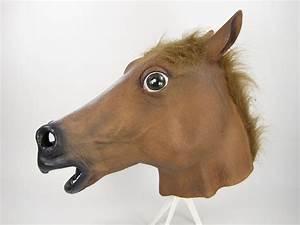Horse head mask - deals on 1001 Blocks