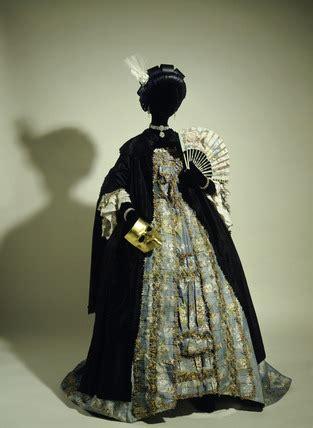masquerade costume  century  museum  london