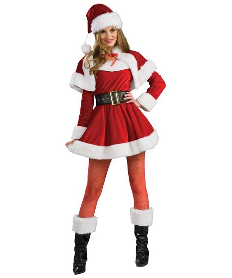adult santas sexy helper halloween costume