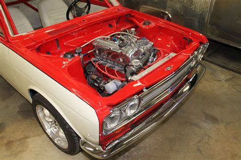 Datsun 510 Restoration Parts by 1971 510 Metalworks Classics Auto Restoration Speed Shop